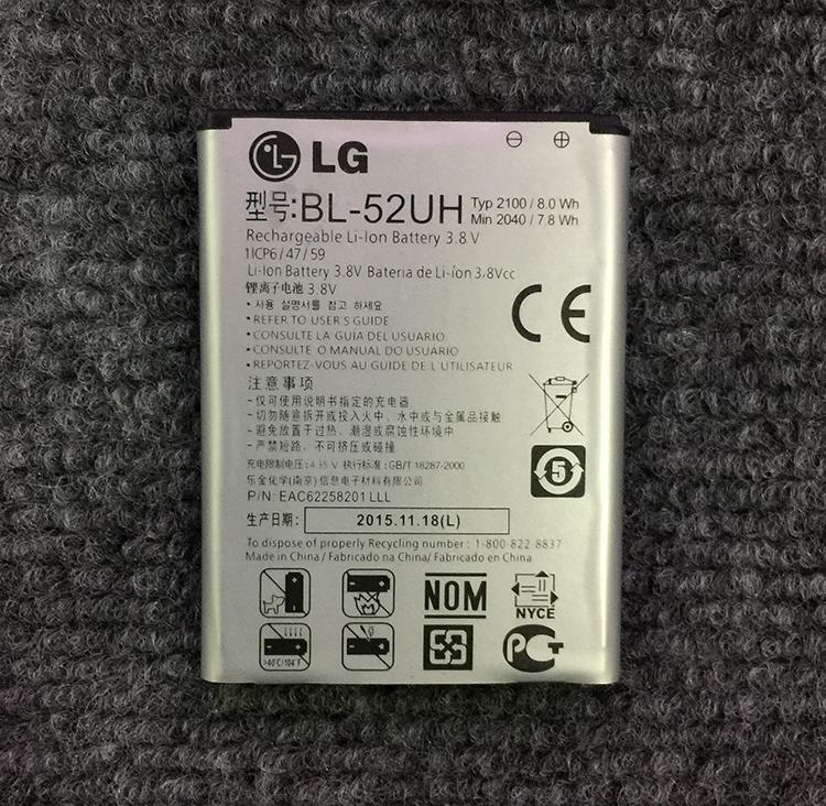 แบต LG L70 D325 BL-52UH