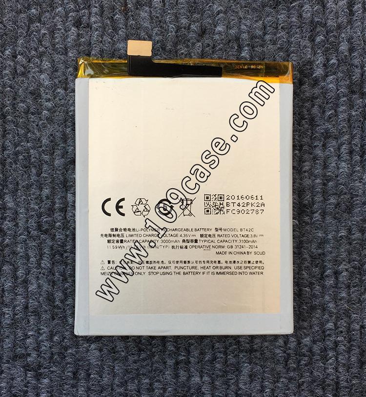แบตเตอรี่ Meizu M2 note BT42C