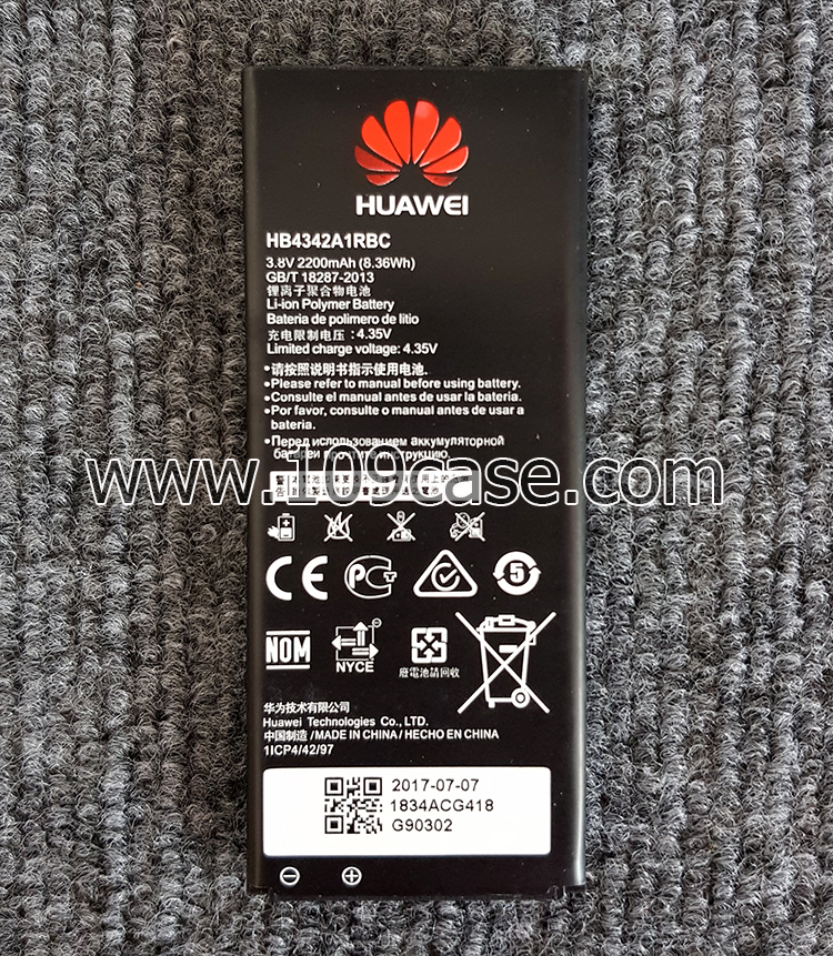 HB4342A1RBC Huawei Y5ii Honor 4A Honor4A SCL-TL00 SCL-ALOO Y6 Battery