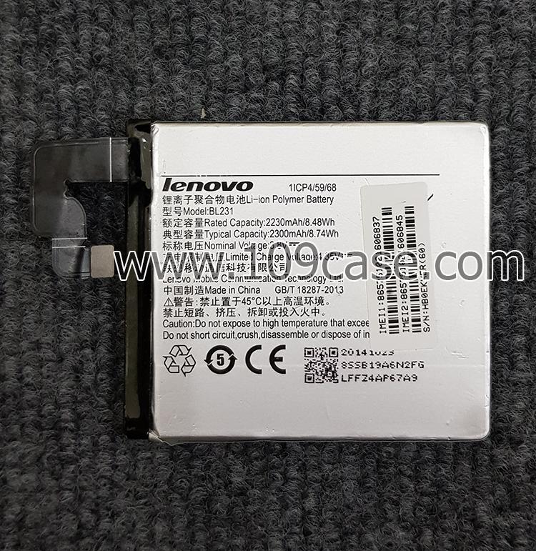 แบตเตอรี่ BL231 Lenovo S90 VIBE X2 X2-TO X2-CU S90T S90E S90U
