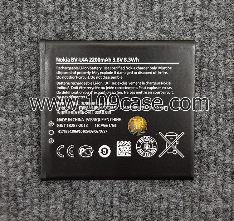 แบตเตอรี่ BV-L4A Nokia Lumia 830 Battery