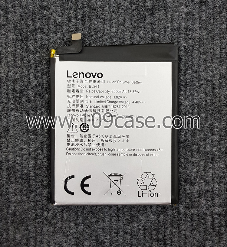 bl261 Lenovo K5 Note A7020 battery