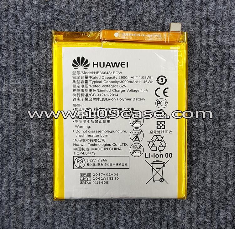 แบตเตอรี่ HB366481ECW Huawei P9 Huawei P9 lite Honor 8 Battery