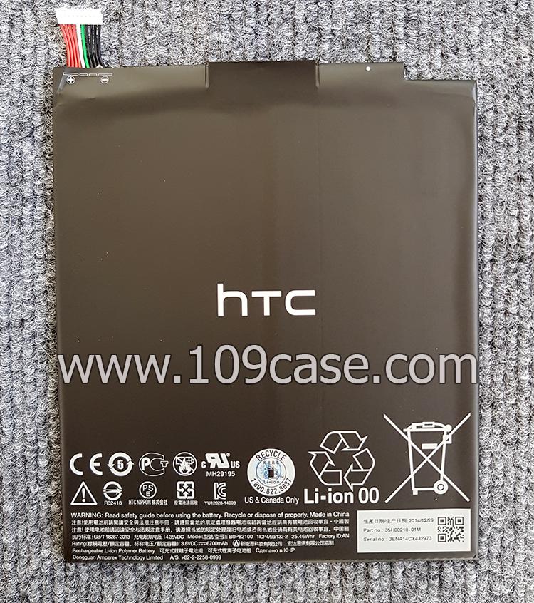 battery HTC Google Nexus 9 bop82100 แบตเตอรี่