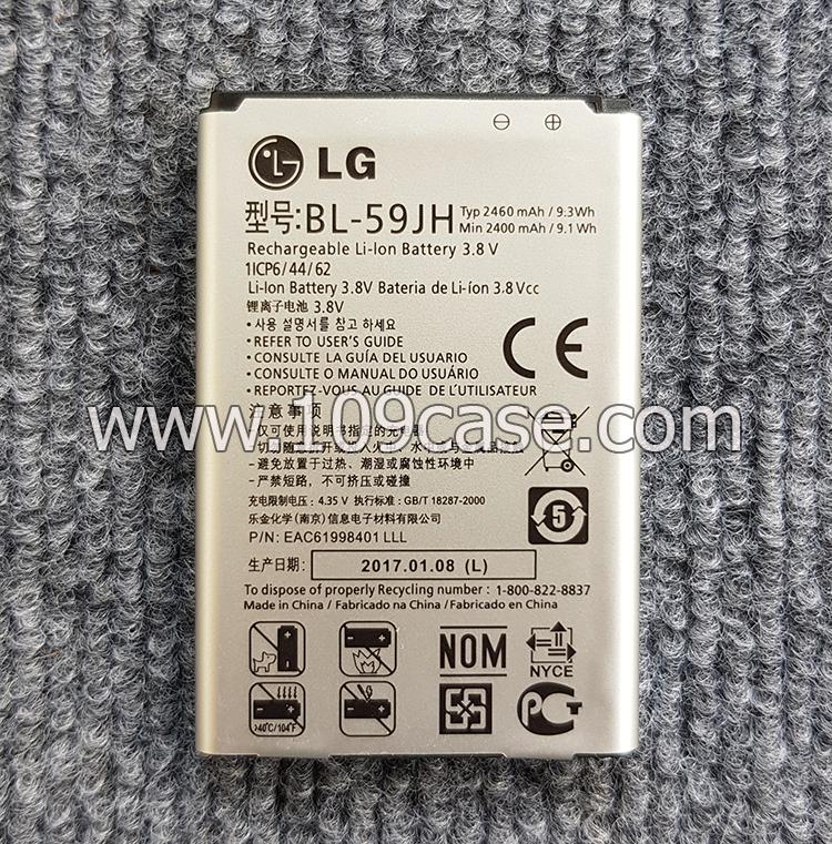 battery bl-59jh LG L7 II P715 P714 F3Q D520 Optimus F5 AS870 Optimus F6 D500 Lucid2 แบตเตอรี่
