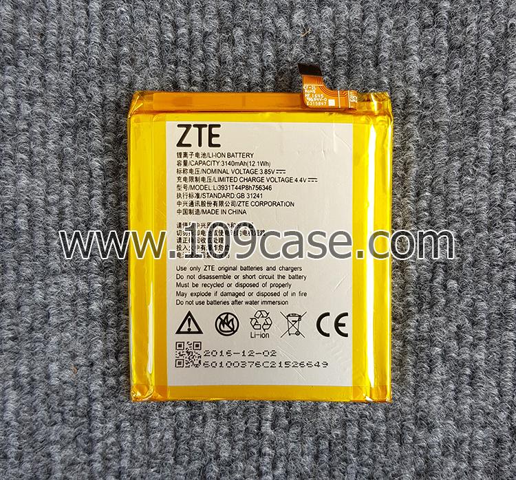 แบตเตอรี่ ZTE Axon 7 5.5inch A2017 LI3931T44P8H756346