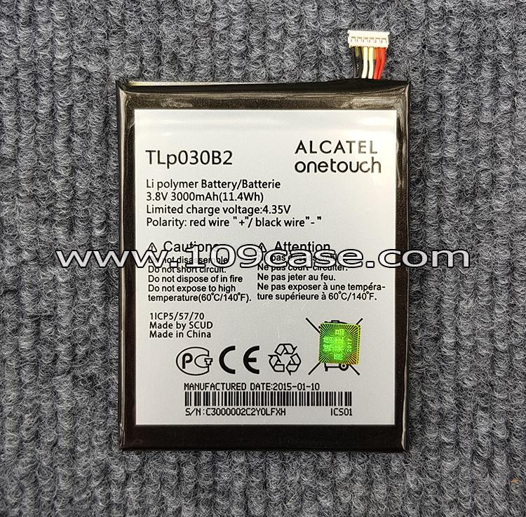 แบตเตอรี่ TLp030B2 Alcatel One Touch Flash 2