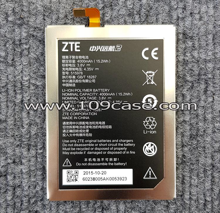 แบตเตอรี่ ZTE 515978 blade D2