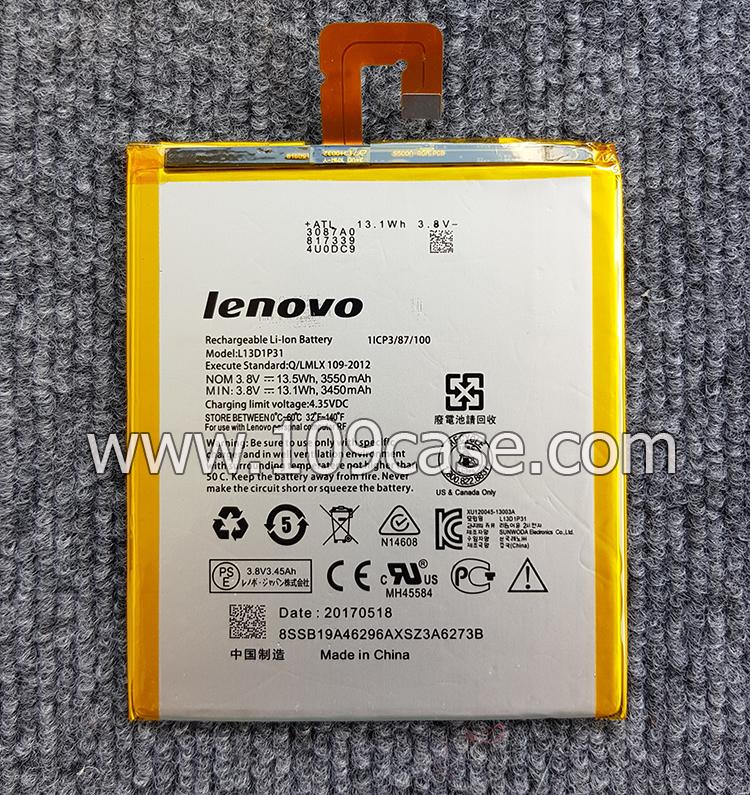 Battery L13D1P31 Lenovo Tab3 7 Essential Pad A3500 S5000 S5000-H tab 2 A7-30 แบตเตอรี่