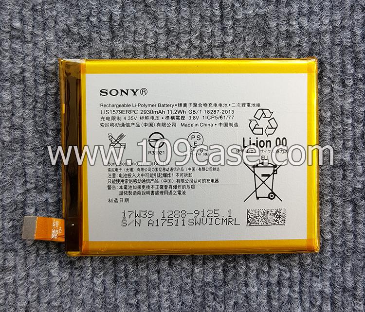 battery Lis1579ERPC Sony Xperia C5 Ultra , Sony Xperia Z4 , Sony Xperia Z3+ (Z3 Plus) , E6553 , E6533 , E5506 , E5533 , E5563 , E5553 แบตเตอรี่
