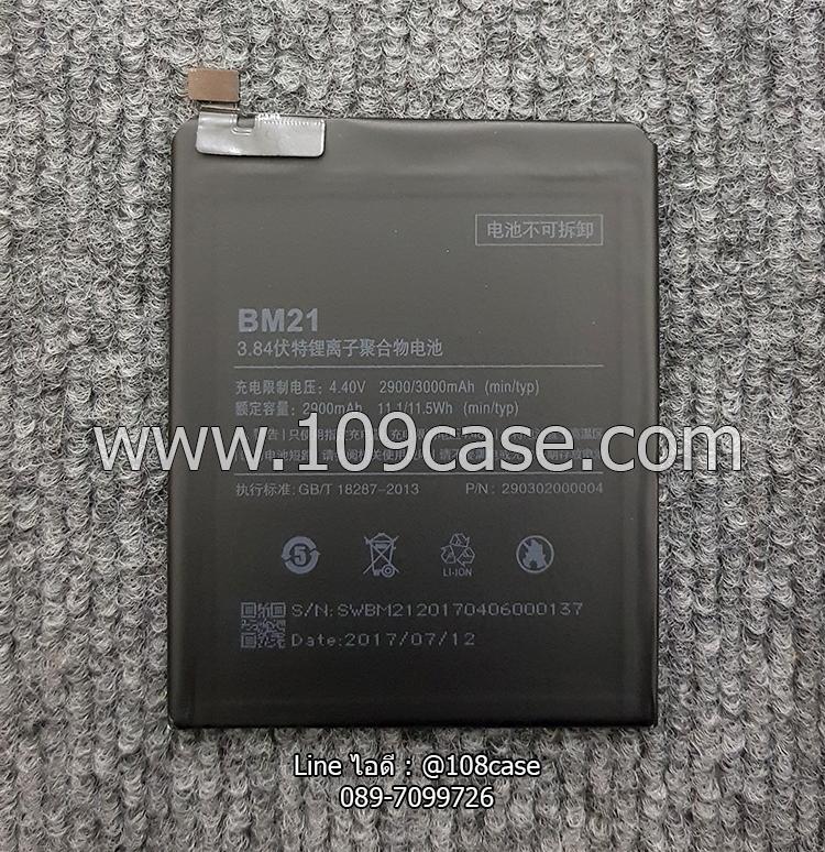 แบตเตอรี่ BM21 Xiaomi Mi Note เสี่ยวหมี่ Battery